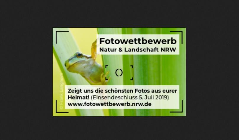 Fotowettbewerb So Schon Ist Unsere Heimat Natur Und Landschaft In Nordrhein Westfalen Bis Zum 5 Juli 2019 Fotowettbewerbe Liste