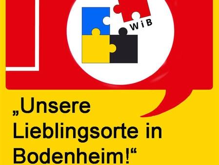 Unsere Lieblingsorte in Bodenheim 2019