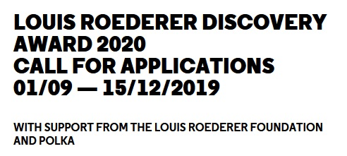 Louis Roederer Discovery Award