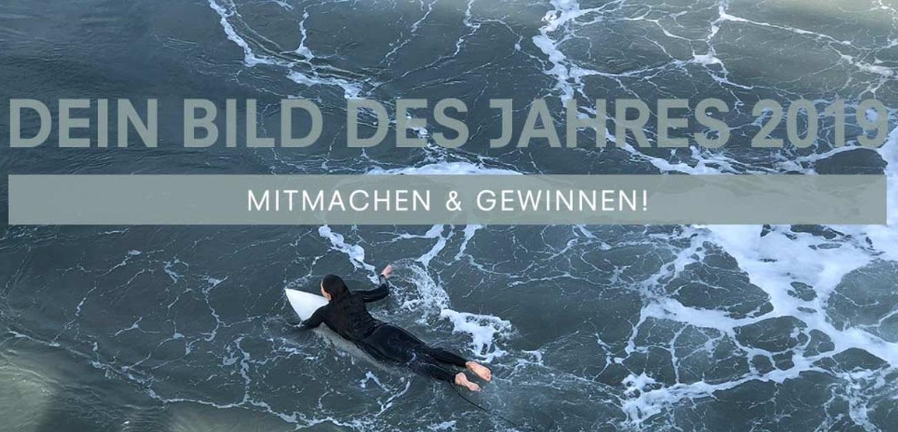 """Fotowettbewerb """"DEIN BILD DES JAHRES 2019"""