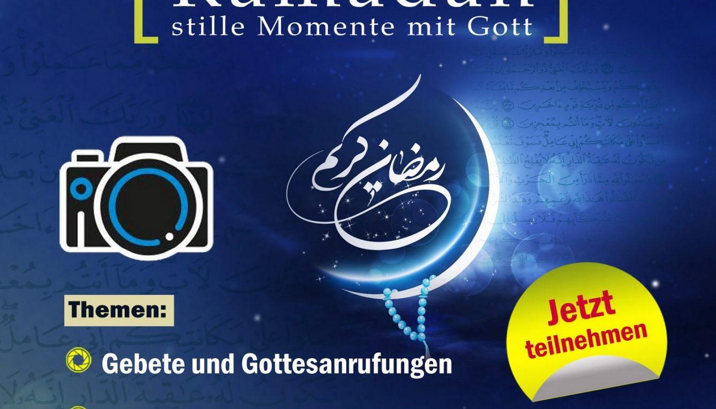 Ramadan - stille Momente mit Gott