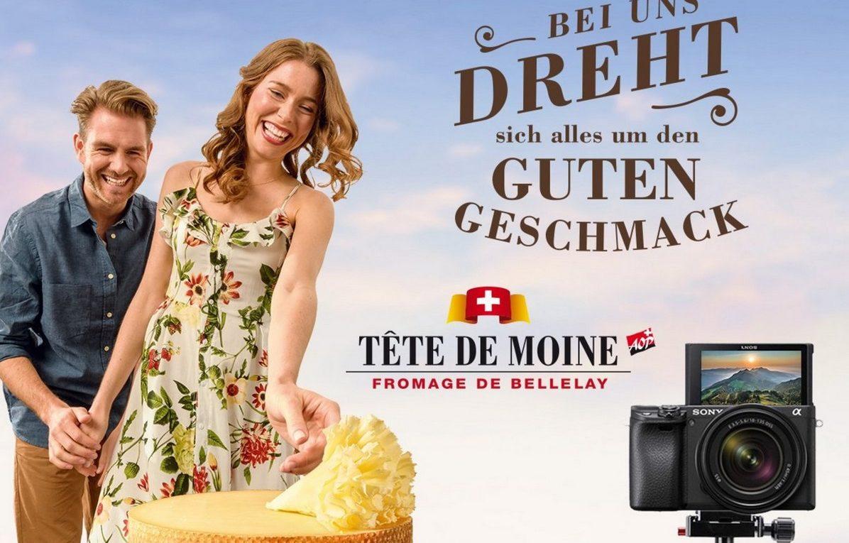 Schweizer Käse Foto-Wettbewerb
