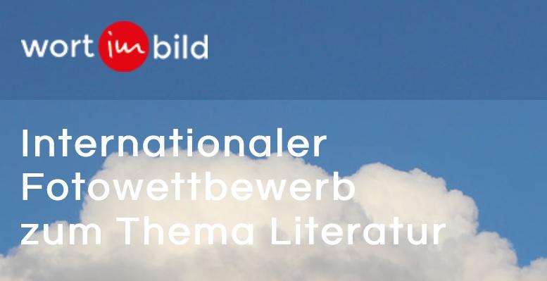 Wort im Bild internationaler Fotowettbewerb zum Thema Literatur