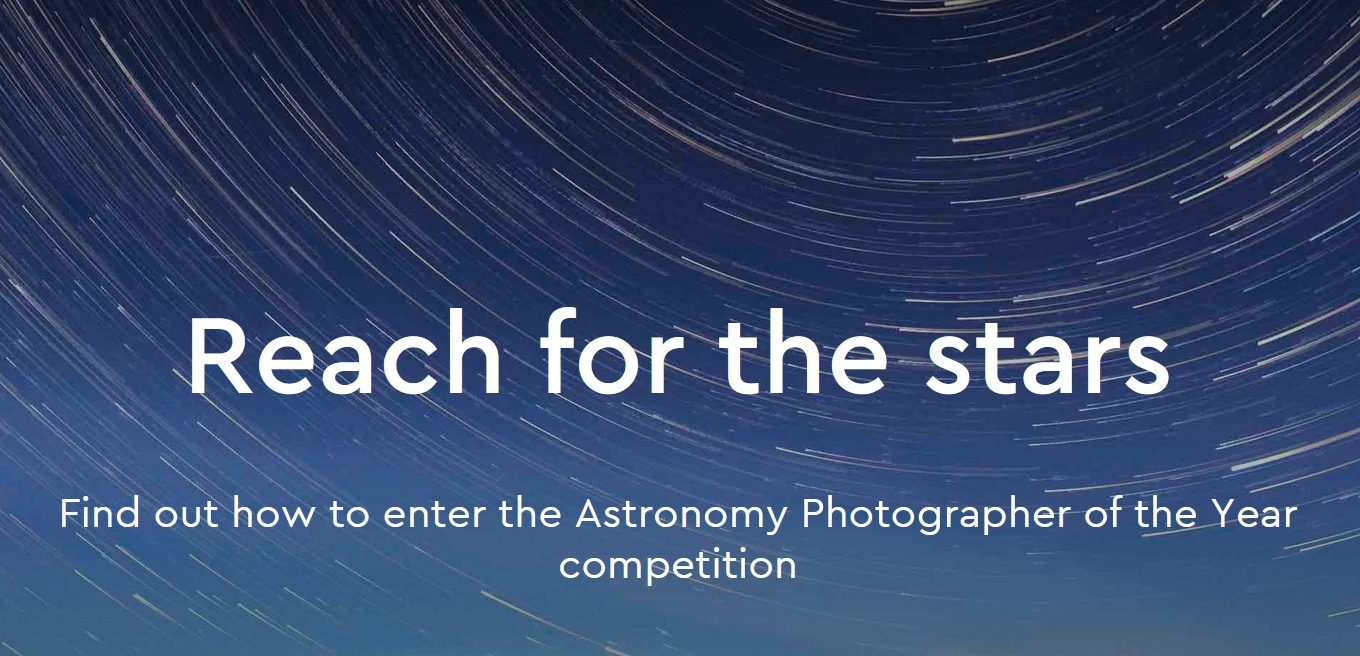 Insight Investment Astronomy Fotograf des Jahres
