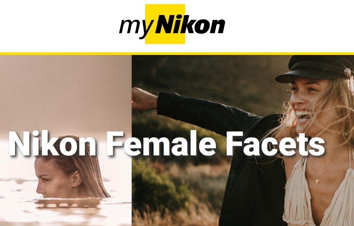 Nikon Female Facets
