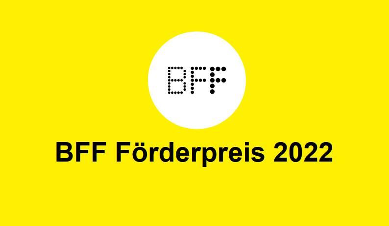 BFF-Förderpreis