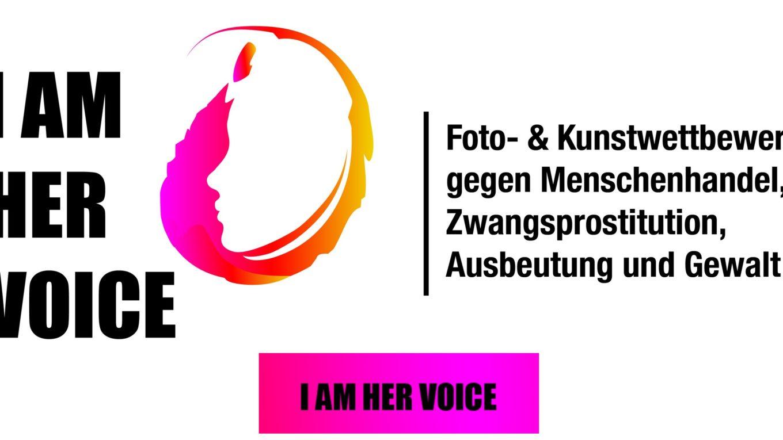 Foto & Kunstwettbewerb I AM HER VOICE