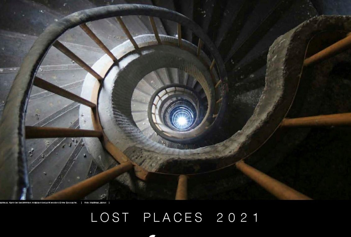 Fotowettbewerb: Lost Places